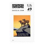 Preserve Wild Life 1939 WPA Postage Stamp