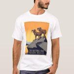 Preserve Wild Life 1939 WPA T-Shirt