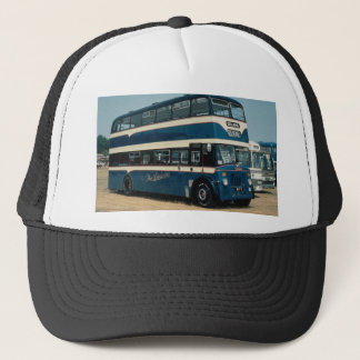 """Preserved Leyland decker owned by """"""""The Delaine"""""""" Trucker Hat"""