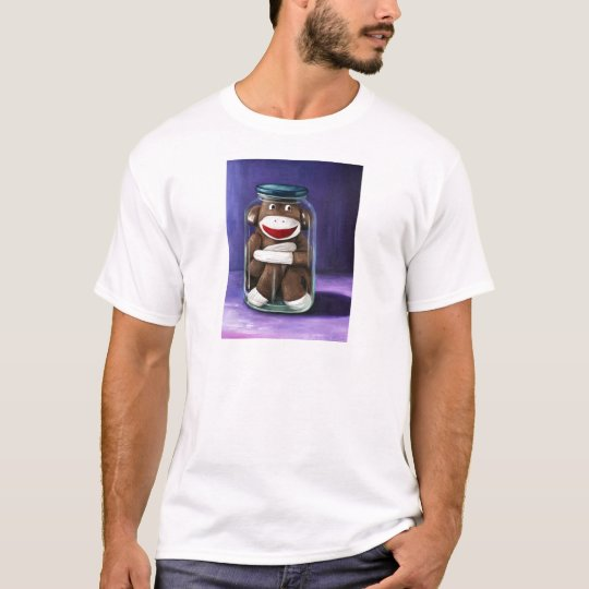 Preserving Childhood with Sock Monkey T-Shirt