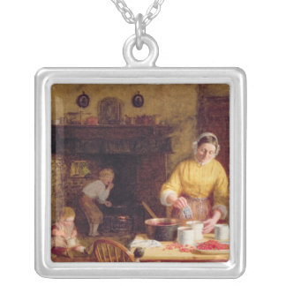Preserving Jam Personalized Necklace