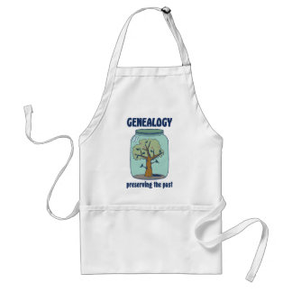 Preserving the Past Aprons