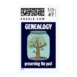 Preserving the Past Postage