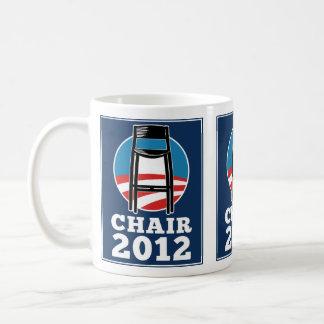 Presida para la taza del presidente 2012