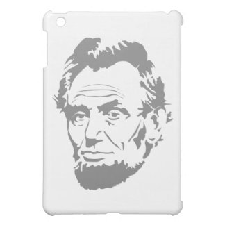 President Abe Lincoln Face Cover For The iPad Mini