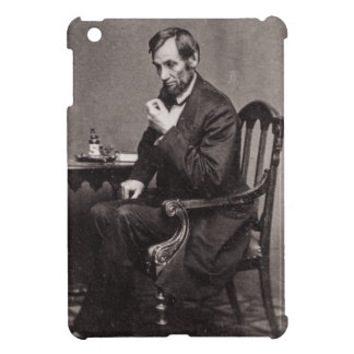 PRESIDENT ABRAHAM LINCOLN 1862 STEREOVIEW CASE FOR THE iPad MINI