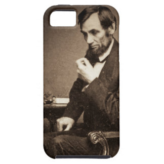 PRESIDENT ABRAHAM LINCOLN 1862 STEREOVIEW iPhone SE/5/5s CASE