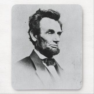 President Abraham Lincoln by Mathew B. Brady Mouse Pad