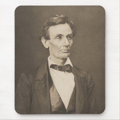President Abraham Lincoln -- Civil War Mousepad
