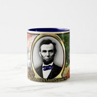 President Abraham Lincoln Civil War Mug