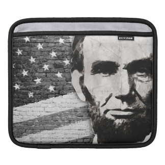 President Abraham Lincoln Sleeve For iPads