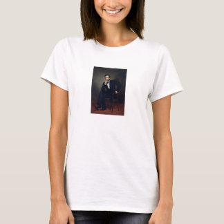 President Abraham Lincoln Painting T-Shirt