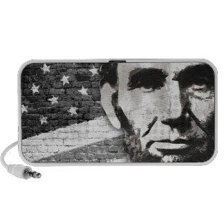 President Abraham Lincoln Mini Speaker