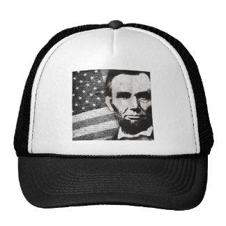 President Abraham Lincoln Trucker Hat
