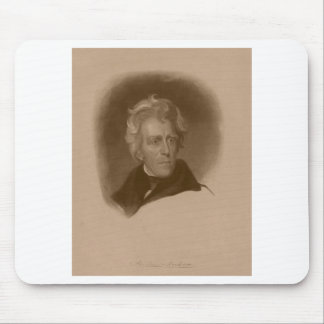President Andrew Jackson -- American History Mouse Pad