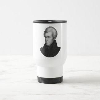 President Andrew Jackson Travel Mug
