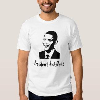 President AntiChrist Shirts