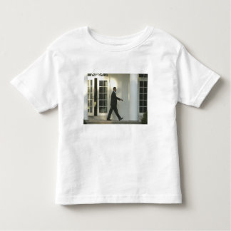 President Barack in deep thought as he walks Toddler T-shirt