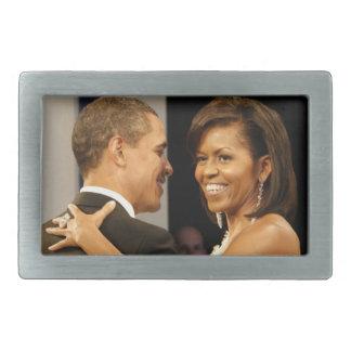 President Barack & Michele Obama Belt Buckle