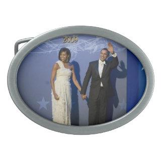 President Barack & Michele Obama Belt Buckles