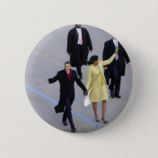 President Barack & Michele Obama Button