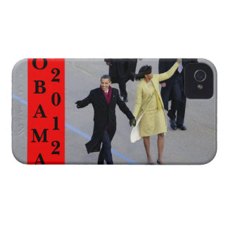 President Barack & Michele Obama iPhone 4 Cover