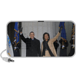 President Barack & Michele Obama iPod Speakers