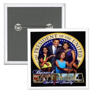 President Barack Obama '08 Button