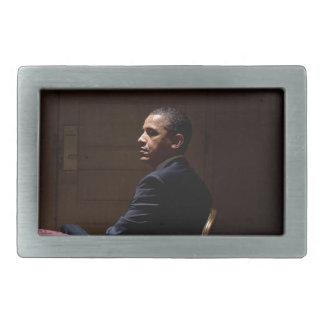 President Barack Obama 12 Belt Buckle