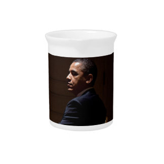 President Barack Obama 12 Beverage Pitcher