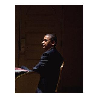 President Barack Obama 12 Letterhead