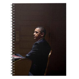 President Barack Obama 12 Notebook
