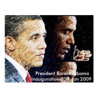 president_barack_obama_2009_inaguration postcard