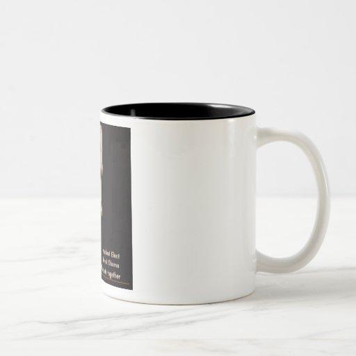President Barack Obama 2009 Two-Tone Coffee Mug