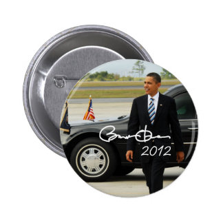 President Barack Obama 2012 2 Inch Round Button