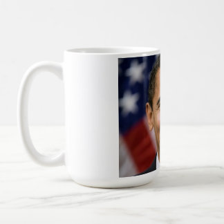President Barack Obama 2012 Classic White Coffee Mug