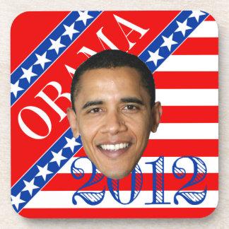 President Barack Obama 2012 Beverage Coaster