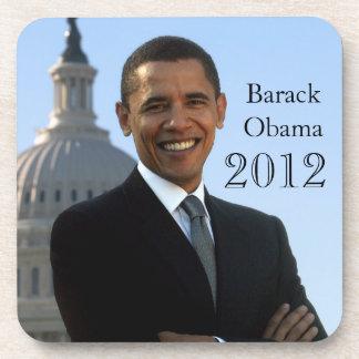 President Barack Obama 2012 Drink Coaster