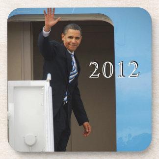 President Barack Obama 2012 Drink Coasters