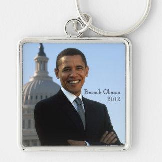 President Barack Obama 2012 Keychain