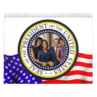 President Barack Obama 2013 Inauguration Calendars