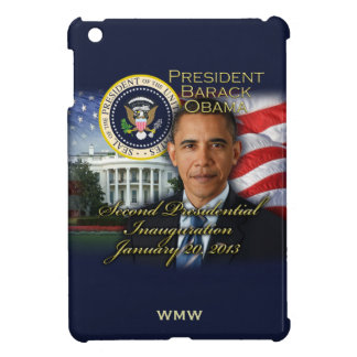 President Barack Obama 2013 Inauguration iPad Mini Covers