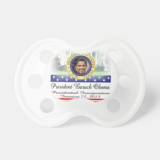 President Barack Obama 2013 Inauguration Baby Pacifiers