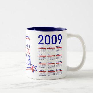 President Barack Obama - 2 Tone Mug