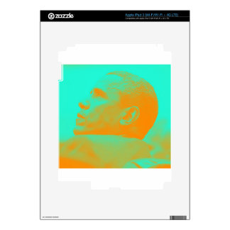 President Barack Obama 4aa Decal For iPad 3