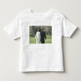 President Barack Obama and First Lady Michelle Toddler T-shirt