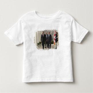 President Barack Obama and former presidents Toddler T-shirt