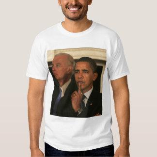 President Barack Obama and Vice President Tee Shirts