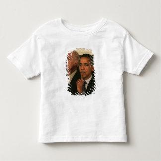 President Barack Obama and Vice President Toddler T-shirt