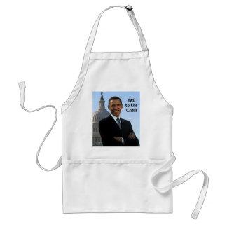 President Barack Obama Adult Apron